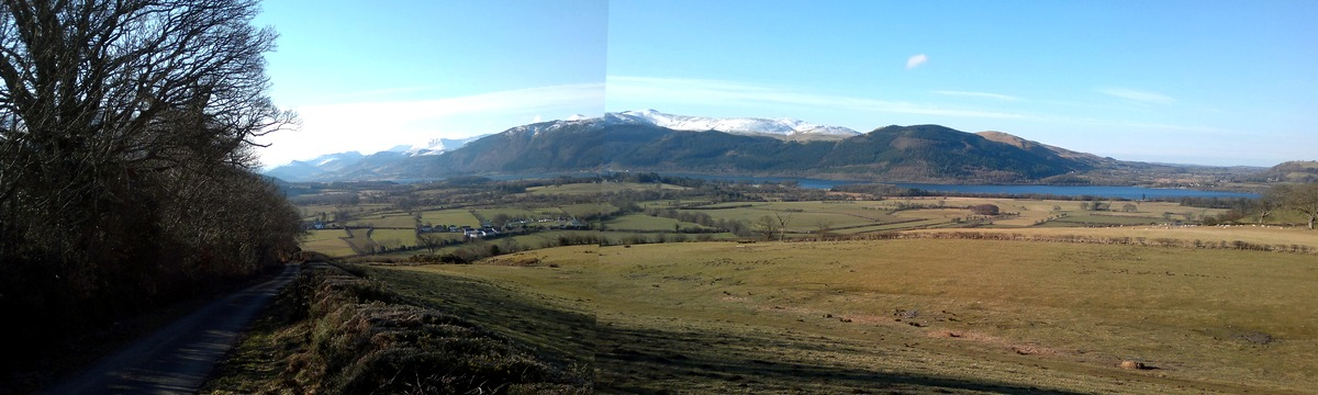 Looking to Bassenthwaite