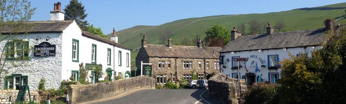 Kettlewell on the Dales Way