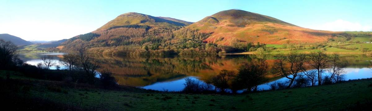 Loweswater in the Buttermere Valley