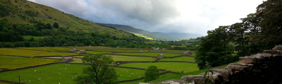Swaledale on the Richmond Way