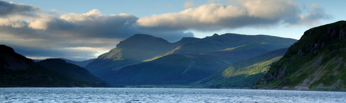 Ennerdale on the Coast to Coast walk - photo by Stewart Smith